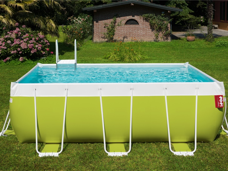 PISCINA POP COLOR VERDE BRUCO